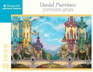Daniel Merriam: Changing Views 1000 Piece - Jigsaw Puzzle