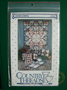 PATCHWORK TEMPLATE COUNTRY THREADS #145