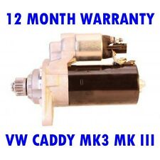 VW CADDY MK3 MK III 1.6 TDI 2010 2011 2012 2013 2014 2015 RMFD STARTER MOTOR
