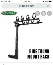 Zemanor Luxury 4 Bike Rack Holder