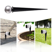 Adjustable Mount Taper Bracket Outdoor Stake Base+ Silicone Skin For Arlo Pro