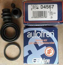 Rear Brake Caliper Repair Kit for Renault Megane II Scenic II N.Almera II D4567