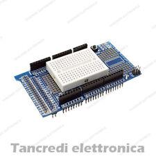 Scheda compatibile per ARDUINO MEGA 2560 proto shield V3 basetta millefori PCB