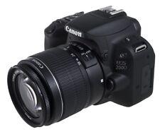 Canon EOS 200D + EF-S 18-55 mm f/3.5-5.6 DC III Kit ** NEU / OVP ** SPECIALPREIS