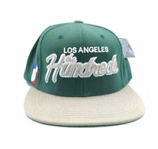 The Hundreds Team Two Green Adjustable Snapback Hat