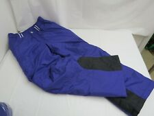 NEW GIRL'S ZEROXPOSUR SNOW PANTS SIZE 10/12 WATER RESISTANT $60 VALUE SNOW SKI