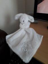 Izziwotnot White Puppy Comfort Blanket