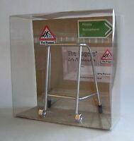 Zimmer Walking Frame funny Retirement gift The Fogeys
