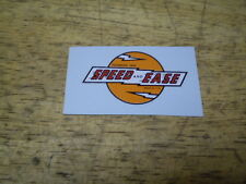 Vintage Rollfast Speed Ease Bicycle Seat Tube Decal