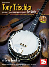 BANJO BOOK & 2 CDS - MASTER COLLECTION of FIDDLE TUNES