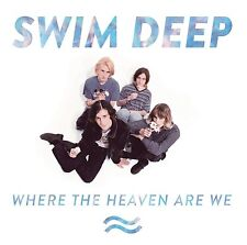 Swim Deep - Where The Heaven Are We (CD + DVD 2013) NEW & SEALED