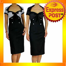 Polka Dot Dresses for Women with Cap Sleeve