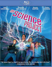 My Science Project (Blu-ray Disc, 2016) John Stockwell  BRAND NEW