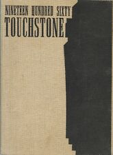 College Yearbook Hood College Frederick Maryland MD Touchstone 1960