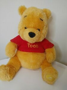 Disney Store Exclusive My Friends Tigger & Pooh Winnie The Pooh Core Pooh Plush