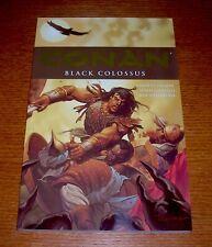 ROBERT E. HOWARD CONAN BLACK COLOSSUS VOLUME 8