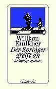 Der Springer greift an (detebe) von Faulkner, William
