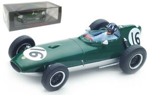 Spark S5340 Lotus 16 #16 British GP 1958 - Graham Hill 1/43 Scale
