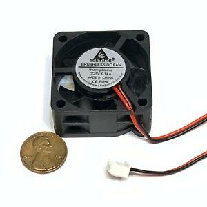 1 Piece Fan 5v GDStime 4cm 4020 40mm 40x40x20mm 3d printer blower computer A41