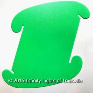 Puzzle Lights 10 Pieces 3 Sizes, 21 Colors Jigsaw IQ Infinity LuvaLamp ZE  USA