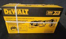 DeWalt DCS356D1 20V 3-Speed MAX XR Brushless Cordless Oscillating Multi-Tool Kit