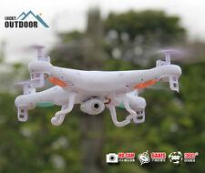 New Quadcopter Aircraft Drone Gyro UAV  Stunt Radio Remote Control 2.4GHz Camera