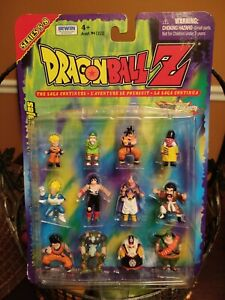 DRAGONBALL Z Mini Figures Series 5 - 8 by Irwin Toys NEW