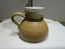 New listing Ceramic Travel Coffee Tea Cup Mug Non Spill-able Tan - Ombre Very Nice