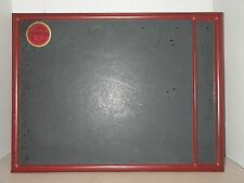 La Velle Mysticks The Magic Blackboard Tin Metal & Magnetic Antique