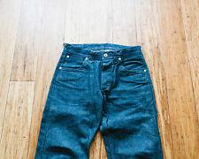 NEAR NEW West Ride Skull Flight Selvedge Denim Jeans Size 29
