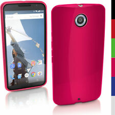 Étuis, housses et coques roses Motorola Nexus 6 pour téléphone mobile et assistant personnel (PDA) Motorola