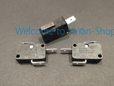 5PCS Defond DMC-1115 Micro Limit Switch 2 Pins 15A 250VAC T85 NO. COM. #V4471 CH