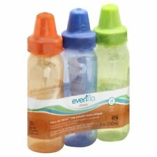 Evenflo Baby Bottle 9 Oz 250 Ml Baby Bottles pack Of 3