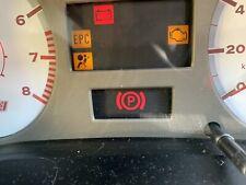 Seat Ibiza Cupra Mk3 6k2 1.8t Cluster Handbrake Park Light 99-02
