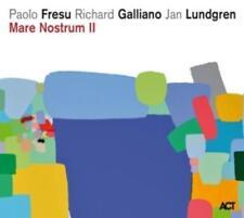 Mare Nostrum II von Richard Galliano,Paolo Fresu,Jan Lundgren (2016)