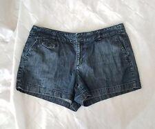 Womens Ann Taylor Loft Denim Shorts Sz 10