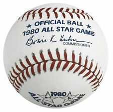 Rawlings 1980 All Star Game Mlb Official Game Baseball Dodgers Boxed