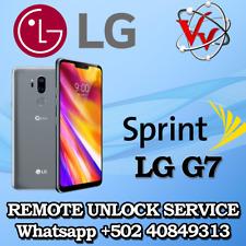 lg sprint unlock service | eBay
