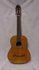 Jose Ferrer Acoustic Guitar Classical Style 3/4 Scale Nylon Strings Natural