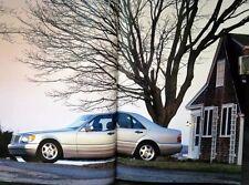 Mercedes Benz S600 CL600 SL600 BROCHURE - 1997 1998 1999 C140 R129 W140 97 98 99