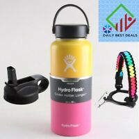 Frost Hydro Flask 32 / 40 oz  Wide Mouth Stainless Steel Thermel Water Bottles