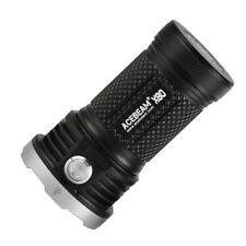 Acebeam X80-UV Flashlight / Searchlight -10,000 Lumens -20 LED's