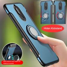 For Huawei Mate 10 20 Lite / Nova 2i 3i, Dual Layer Anti-Slip Case Stand Cover