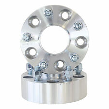 "HUBCENTRIC 5x5 to 5x5 JEEP GRAND CHEROKEE (WK, WJ) 4"" WHEEL SPACERS - 5X5 2.0"