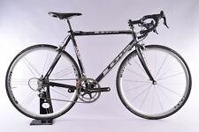 LOOK 555 Handmade Carbon Road Bike 55cm Campagnolo Record 10 Speed Eurus G3