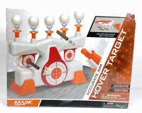 "Majik Accurate Aim Hover Target Shooting Game 12.75"" W x 9.5"" H NEW SEE DETAILS"