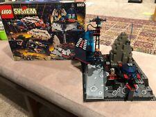LEGO 6959 Lunar Launch Site Spyrius 100% Complete PLUS Extra pieces/instructions