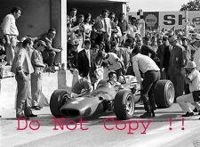 Chris Amon Ferrari 312/67 Italian Grand Prix 1967 Photograph