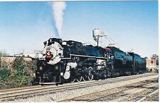 SOUTHERN           Famous excursion engine # 2716 at Toccoa, GA in 1981