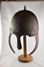 Scandinavian Helmet       Iron  Helmet      Flawless condition